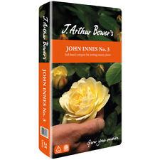 J Arthur Bower's John Innes No.3 Compost Soil Re Potting Mature Plants 25Lt Bag