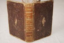 PAROISSIEN A L'USAGE DU DIOCESE DE PARIS-ILLUSTRE-1789-RELIURE
