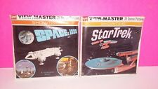 View Master Vintage Science Fiction Sealed Lot Star Trek Omega Glory Space 1999