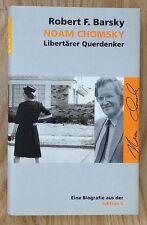 NOAH CHOMSKY LIBERTÄRER QUERDENKER Robert Barsky 1999
