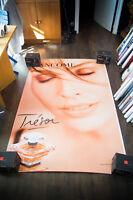 LANCOME TRESOR INES SASTRE B 4x6 ft Shelter Original Fashion Advertising Poster