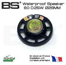 Speaker haut parleur 0.25Watt 8Ohm diameter 29mm waterproof membrane