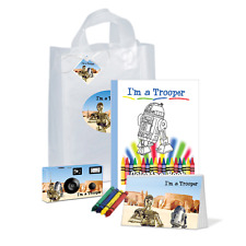 I'm a Trooper Gift Bag-C3Po & R2D2-Single use Disposable Camera /child (Pkg-118)