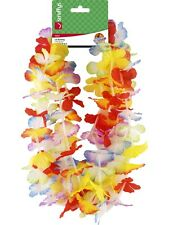 10ft Lei Flower Garland Hawaiian Tropical Beach Garden Party Banner Decoration