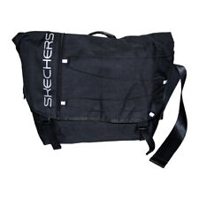 SKECHERS SANTA MONICA BODY MESSENGER BAG BLACK S546
