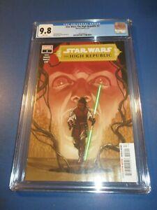 Star Wars High Republic #3 1st Drengir CGC 9.8 NM/M Gorgeous Gem Wow