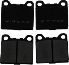 Disc Brake Pad Set-PSM Semi-Met Disc Brake Pad Rear,Front Autopart Intl