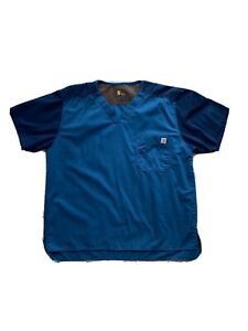 Carhartt Men's Ripstop Scrub Top C14108 Pre-Owned - Size Large