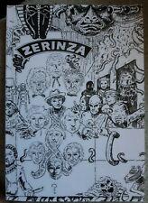 Doctor Who Fan Club Australia Mag Zerinza 1