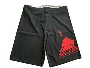 Built 2 Fight Men Active Wear  MMA Fight Shorts Size 30