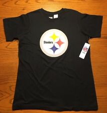 NFL TEAM APPAREL PIttsburgh Steelers Women's T-Shirt Size Medium NWT