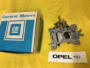 New + Original Opel Kadett D 1,3 S Carburettor Brief Butterfly Valve Varajet NOS