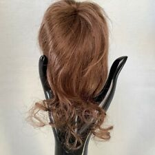 Lot Of 2 ATLANTA Doll Wig Modacrylic by Global Dolls in Lt Blonde Size 15-16 NOS