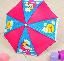 "Masha and the Bear Girls Pink UMBRELLA Diameter - 20.5"""