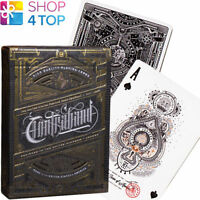 CONTRABAND THEORY 11 LUXURY PLAYING CARDS DECK MAGIC TRICKS SEALED NEW