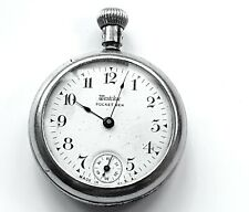 Westclox Pocket Ben pocket watch 1917.