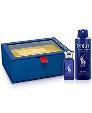 Ralph Lauren Polo Blue edt Spray And Deodorant Spray Gift Set