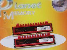 G.Skill 8GB 2X 4GB DDR3 PC3-10666 1333MHz NON ECC LOW DENSITY F3-10666CL9T-12GBR