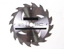 Hm-Kreissägebla de Tt 135 X 12,7 Mm = 16 Dents Carbure 140 Lame Scie Circulaire