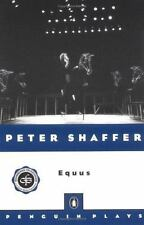 Plays, Penguin: Equus by Peter Shaffer (1984, Paperback)