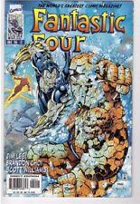 Fantastic Four #2 Heroes Reborn Marvel Comics