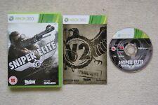 Sniper Elite V2  Xbox 360 Game -1st Class FREE UK POSTAGE
