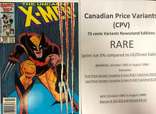 X-Men (1986) # 207 (NM) Canadian Price Variant CPV Wolverine By Claremont !