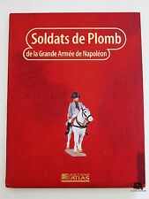 Livre Atlas Soldat de plomb Grande Armée Napoléon Empire Bataille Stratégie #1