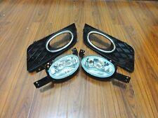 OEM Front Bumper Fog Lights+Covers Kits For Honda Civic 2012-2013