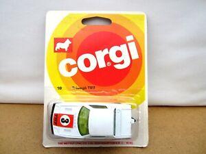 Corgi Juniors  No.10 Triumph TR7 - White - Carded