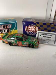 Bobby Labonte #18 1998 Interstate Battery/Hot Rod Pontiac(1:24 Scale)Autographed