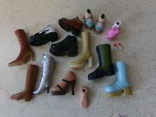 Bratz Collection Replacement Various Mismatched Doll BOOTS Shoes