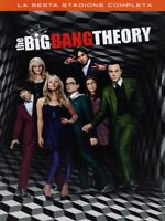 Sit - Com THE BIG BANG THEORY - La sesta stagione completa (3 Dvd)