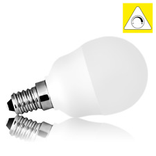 LED Leuchtmittel E14 G45 6W milk warmweiss DIMMBAR - KWAZAR