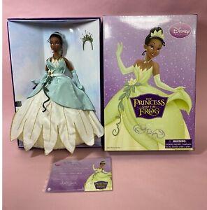 Ashton Drake Integrity Toys Limited Edition Tiana Doll Disney Princess and the