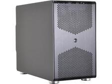 LIAN LI PC-Q50X Black Aluminum Mini Chassis Computer Case