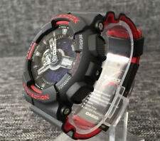 CASIO G SHOCK GA-110HR-1AER BLACK&RED LIMITED ANALOG&DIGITAL XLARGE BRAND NEW