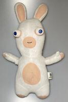 "14"" White Ubisoft Rabbids Plush Stuffed Soft Toy 2015 Fiesta"