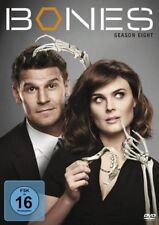 Bones Staffel 8 Die Knochenjägerin NEU OVP 6 DVDs