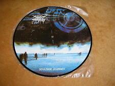 DARKTHRONE - Soulside journey    PICTURE LP   1991 CPD013    rare press