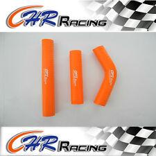 FOR KTM 250SX 250 SX 2007 2008 2009 07 08 09 radiator silicone hose orange