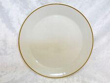 "Bristile / Wembley ware - Dinner Plate (10 1/8"")  vgc, brown band pattern"