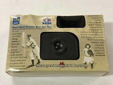ELC05_091a Toronto Blue Jays Baseball 35mm Single Use Camera