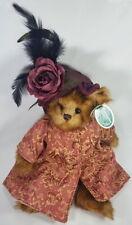 Bearington Collection Teddy Bear Lola New with tags