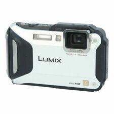 Cámaras digitales compactan Panasonic LUMIX color plata