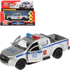 Diecast Metal Model Car Ford Ranger Russian Police 1:36 Scale