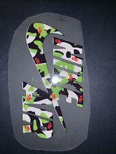 Iron On Heat Transfer Patch Nike Green (1)