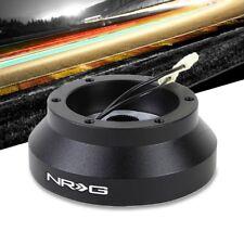 NRG SRK-172H Short Steering Wheel Hub Adapter Black For 72-82 Ford Mustang