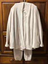 UGG Women's 3-Pc. Lounge Sleep Set - Fleece Top, Cardigan & Joggers (See Size)