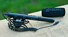 Azden SMX-10 Directional Stereo Condenser Microphone - Perfect cond!